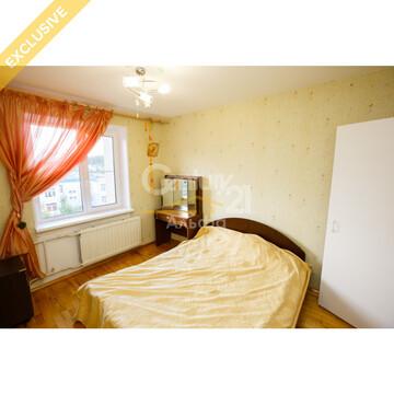 Меблированная 3-х комнатная квартира ул.Интернационалистов, д.6 корп.2, Купить квартиру в Петрозаводске по недорогой цене, ID объекта - 321845371 - Фото 1