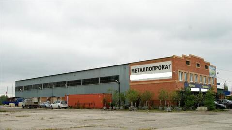 Продажа склада, 1200 м2, Симферопольское ш, 25км от МКАД - Фото 1
