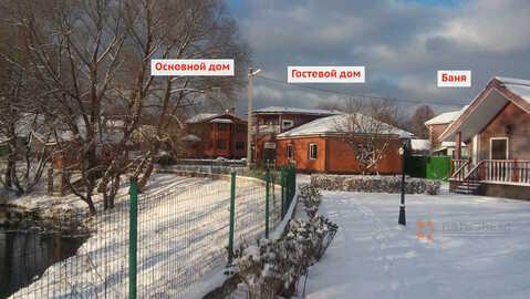 Сдам на Новогодние каникулы статусный дом с тремя строениями 215 кв.м - Фото 2