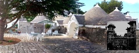Продается усадьба с домами Трулли в Сельва - ди - Фазано - Фото 1