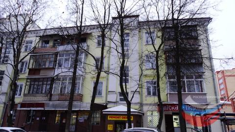 4 комн квартира в Сталинском доме 4/4 эт. г. Александров - Фото 1