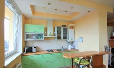 Однокомнатная квартира в центре Сочи на Калужской с ремонтом - Фото 2