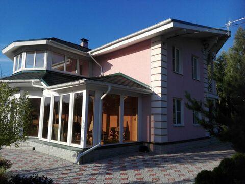 Дом 270 кв.м. и гостевой дом 100 кв.м на 24 сот. земли в Б.Руново - Фото 4