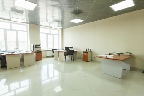 БЦ Galaxy, офис 203, 60 м2 - Фото 1