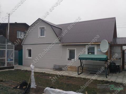 Ленинградское ш. 52 км от МКАД, Смирновка, Дача 120 кв. м - Фото 1