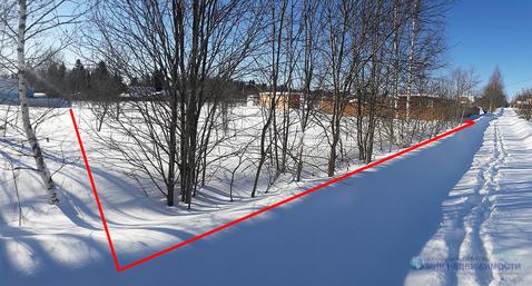 Оформленный земельный участок 9,6 сот. в Волоколамском районе МО - Фото 3