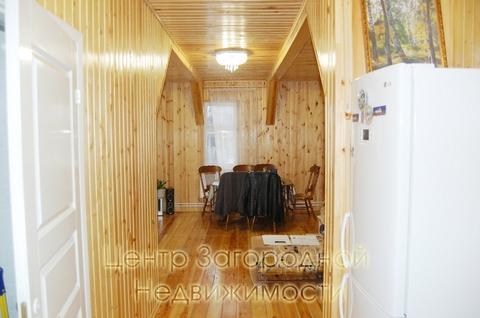 Дом, Ленинградское ш, 14 км от МКАД, Пикино д, в деревне. Брусовой . - Фото 1