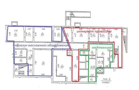Продажа торговой площади 1102.2 м2, м.Алтуфьево - Фото 4