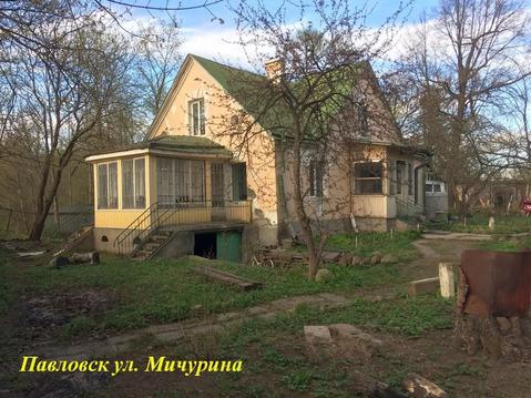 Объявление №52059603: Продажа дома. Павловск