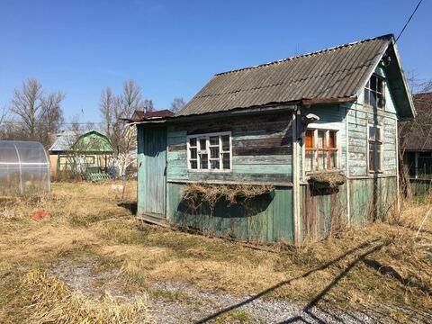 Участок с домом, 3 сот.в Пушкине - Фото 1