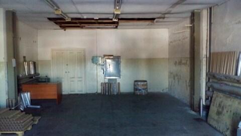Сдам в аренду тёплое помещение склад-производство - Фото 1