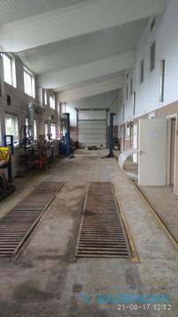 Сдается произв-складское помещение 550м2 в д. Кипень, Ломонсовский р-н - Фото 1