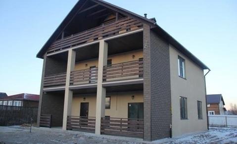 30 км от МКАД, г. Раменское, мкр. Гостица, дом 265м2, 8 соток ПМЖ - Фото 1