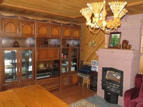 Добротный дом 140 кв.м, баня, красивый участок. Лес.52 км. - Фото 3