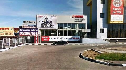 Магазин 800 м2 с арендатором yamaha в Балашихе, ш.Энтузиастов 1а - Фото 1