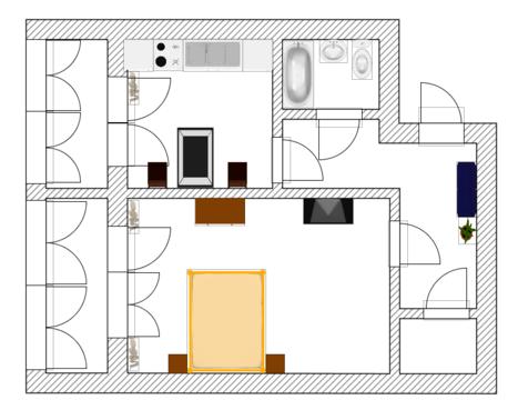 1-к квартира, ул. Малахова, 123 - Фото 3