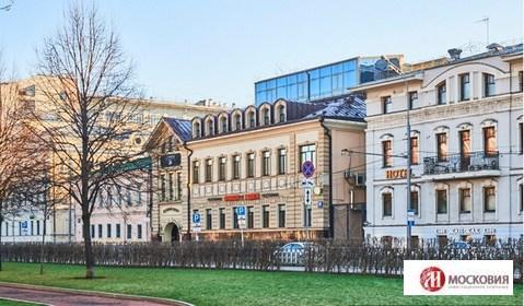 Офис 45.4 м2 м. Цветной бульвар Первая линия - Фото 1