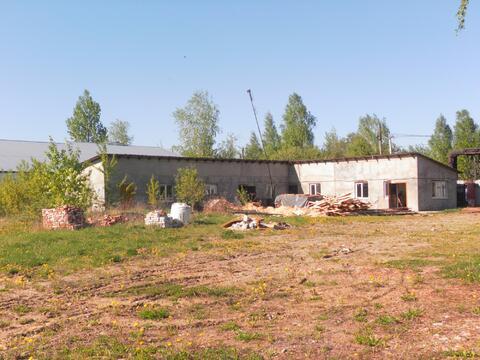 Продается нежилое помещение по ул.Топоркова на участке 55 сот - Фото 1