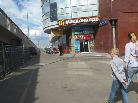 """ТЦ """"Меримис"""" 833м2, 3-й этаж, Ак.Янгеля - Фото 2"""
