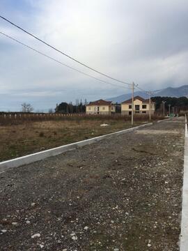 Участок 1 га на берегу черного моря с двумя коттеджами.
