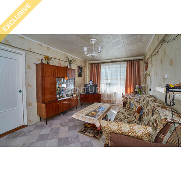Продажа 4-к квартиры на 2/5 эт. на ул. Центральная, д. 7, п. Н. Вилга - Фото 3