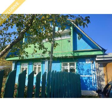 Благоустроенный дом, 91 кв.м, Горный щит, Зеленый бор, Военная 3а - Фото 1
