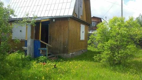 Продается дача с участком в деревне Курочкино - Фото 4
