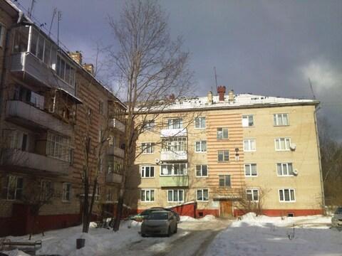 Продается 4-х комн. квартира в Кудиново - Фото 1