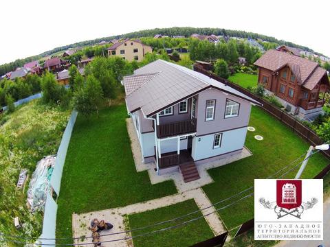Продажа дома 220 м2 на участке 13.5 соток - Фото 2