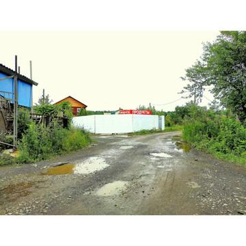 Земельный участок с садовым домом, жби, сад Уралец, - Фото 1