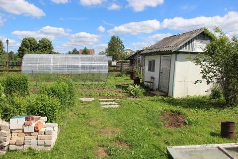 Продаю бревенчатый дом, земельный участок 9 соток в д. Титово - Фото 5