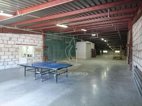 Теплый склад 405 м2 в г. Щербинка - Фото 5