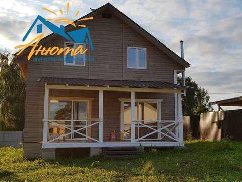 Новый дом с газом в деревне у озера - Фото 5