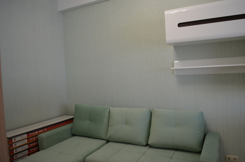 2-комнатная в центре Ялты, вид на море, закрытый комплекс - Фото 4