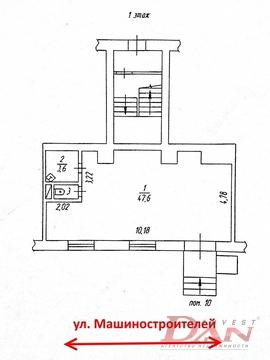 Коммерческая недвижимость, ул. Машиностроителей, д.46 - Фото 3