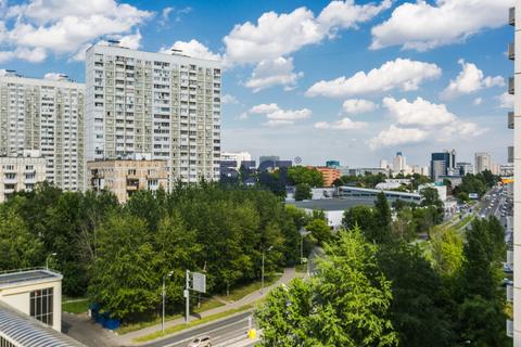 Четырехкомнатная Квартира Москва, улица Обручева , д.22, ЮЗАО - . - Фото 1