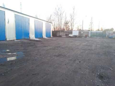 Аренда склада 820 м2 - Фото 4
