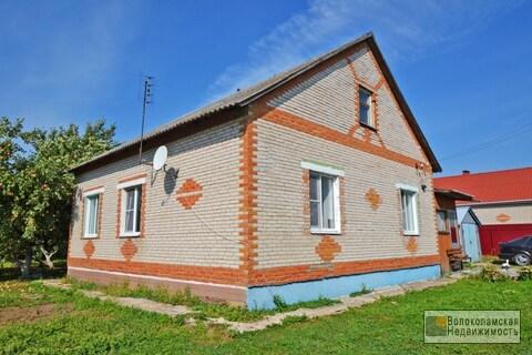 Жилой дом со всеми коммуникациями в Волоколамском районе - Фото 1