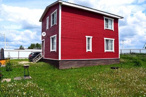 Продается дом в Чеховском р-не, д. Тюфанка - Фото 1