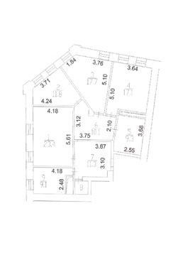 Продам 3 ком.квартиру в Таганском районе - Фото 4