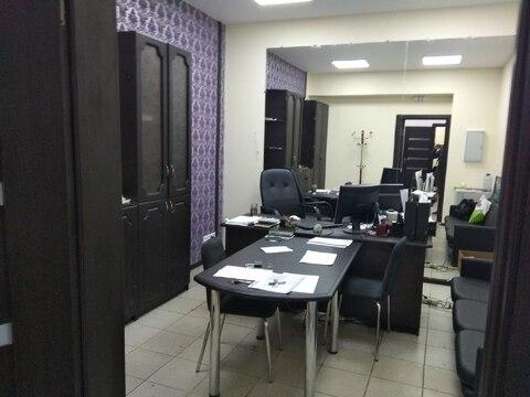 Офисное помещение 100 м2, второй этаж, пр. Ленина - Фото 1