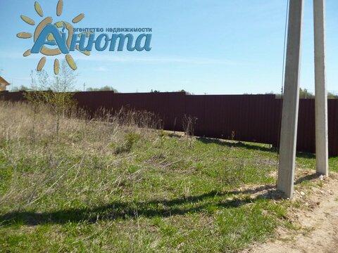 Продается участок 10 соток в заповеднике «Барсуки», деревня Тростье ж - Фото 3
