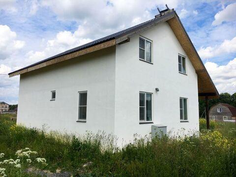 Зимний дом 120 м на участке 6,5 сот. в ДНП Улыбка Радуги - Фото 2
