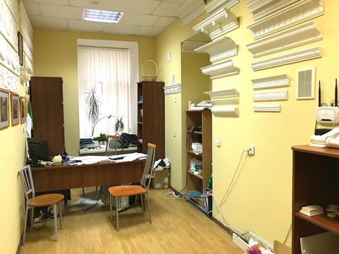 Аренда офиса, м. Чкаловская, Большая Зеленина ул. - Фото 1