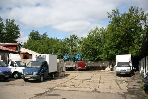 Продажа производственного помещения, м. Тульская, Рощинский 4-й проезд - Фото 1