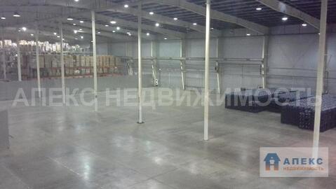 Аренда склада пл. 2000 м2 Видное Каширское шоссе в складском комплексе - Фото 4