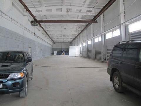 Аренда склада 100 кв.м, П.Осипенко - Фото 1
