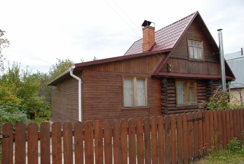 Дом 80кв.м с газом, дер.Починок (рядом д.Ветчак), 7км от Кстово - Фото 1