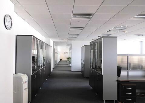 Офисный блок 913 м2 в БЦ Ситидел. Земляной Вал 9 - Фото 2