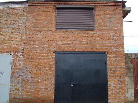 3х уровневый кирпичный гараж в г. Пушкино - Фото 1